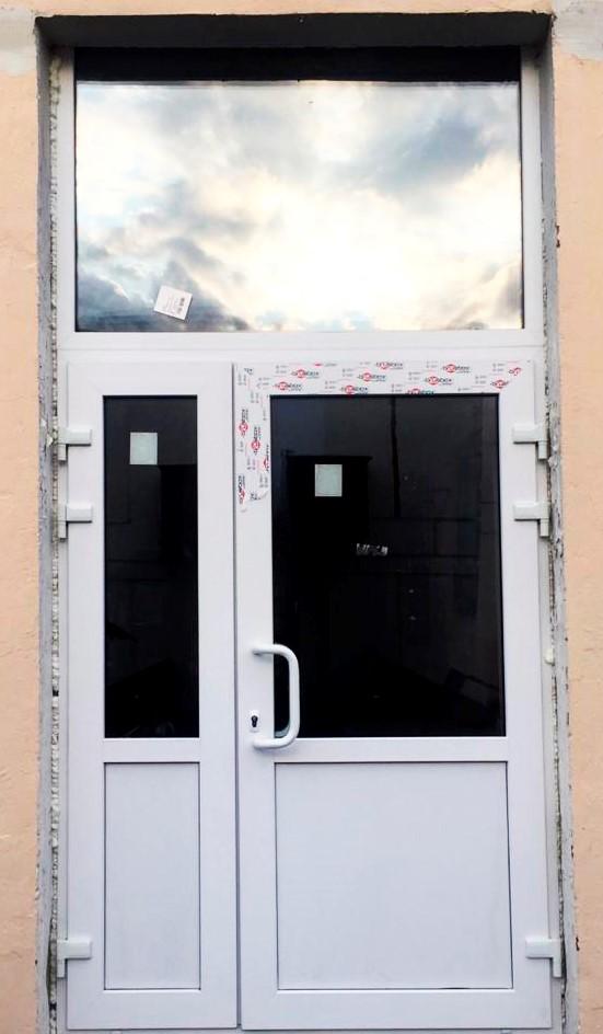 Двери для торговых центров от ЭРМАНАС
