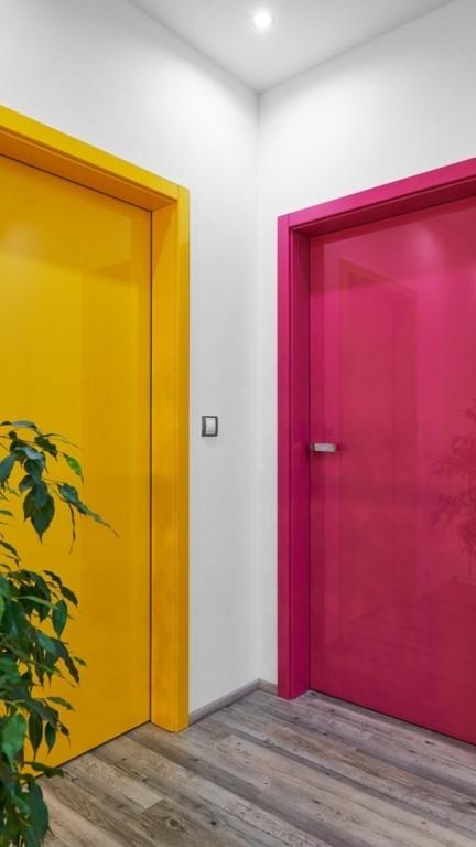 Интерьерные двери